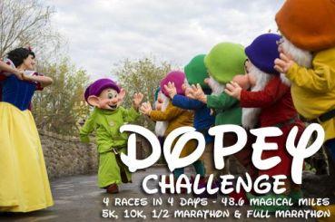 Dopey Challenge