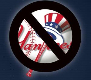Bad Yankees!  Bad, bad Yankees!