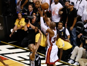 Jesus Shuttlesworth in the clutch.