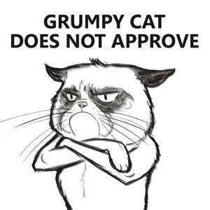 grumpy grumpy cat