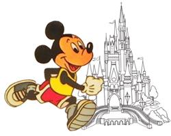 runner Mickey
