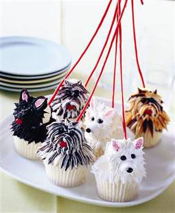 This is what came up when I Googled fishing pole cupcakes. For realz.