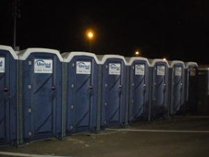 Yes, you actually can Google Portapotties at Disney races and get boatloads of pictures.  Disturbing to say the least.
