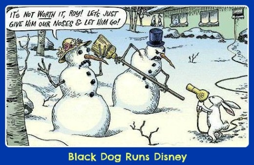 Friday Funny Snowmen1