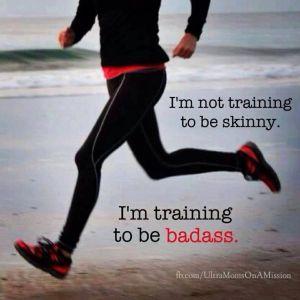 badass runner