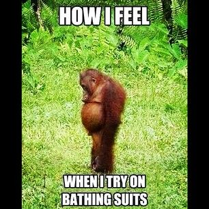 FF bathing suit