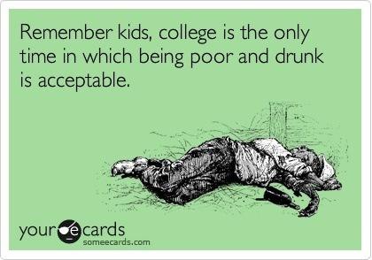 FF college humor