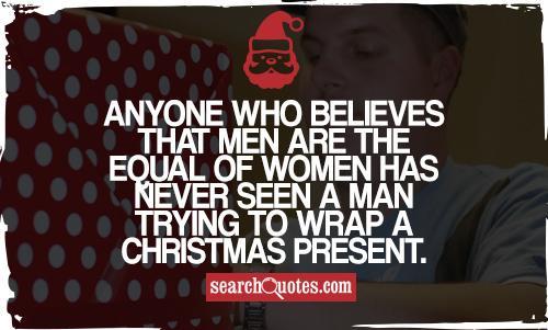 FF Christmas wrapping