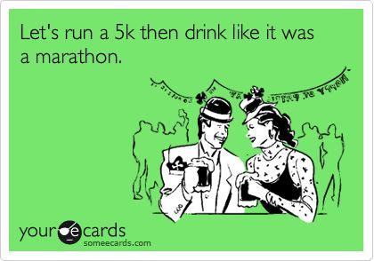FF Drink marathon