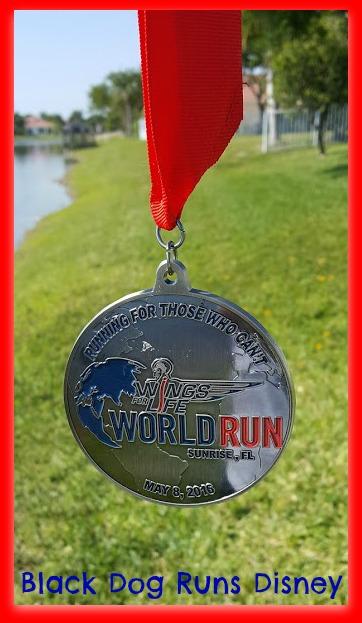 WFLWR medal