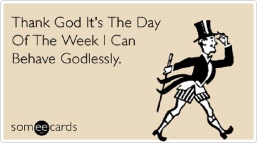 FF godless weekend