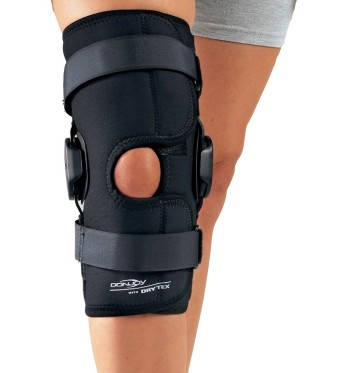 knee brace from hell